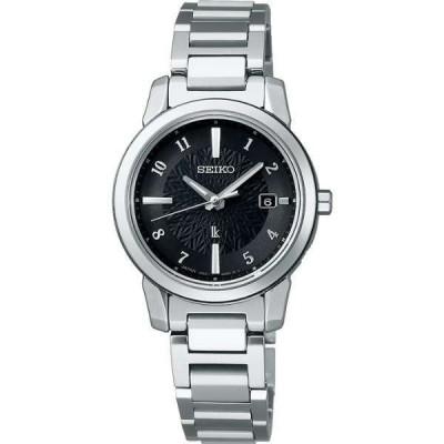 SEIKO セイコー LUKIA ルキア ソーラー電波時計 I Collection SSQV081 レディース腕時計
