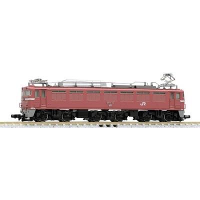 トミーテック TOMIX Nゲージ EF81形 敦賀運転所・Hゴムグレー 7132