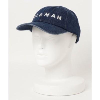 """帽子 キャップ soe / 6 Panel Cap """"OLD MAN""""( 1874-03-201 )"""
