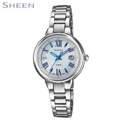 シーン カシオ レディース腕時計 SHE-4516SBY-7AJF CASIO 正規品 SHEEN