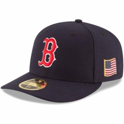 New Era ニュー エラ スポーツ用品  New Era Boston Red Sox Navy Authentic 9/11 59FIFTY Low Profile Fitted Hat