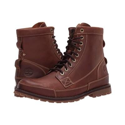 """ティンバーランド Earthkeepers Rugged Original Leather 6"""""""" Boot メンズ ブーツ Medium Brown Nubuck"""