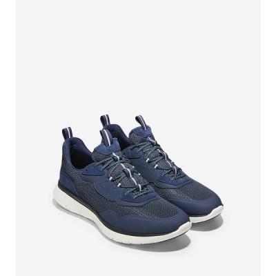 コールハーン Colehaan メンズ シューズ 靴 スニーカー ゼログランド トレーナー mens C30181 オンブレ ブルー / リーフ ウォーターズ / 二ンバス クラウド