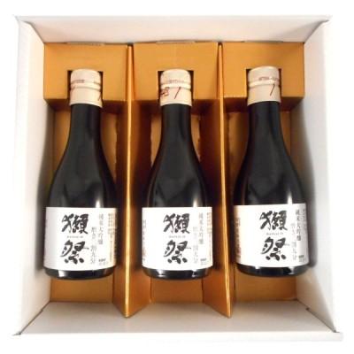 獺祭 遅れてごめんね父の日 日本酒 飲み比べセット 純米大吟醸 磨き39 180ml 3本セット ギフトボックス入り 送料無料 山口県 旭酒造 正規販売店