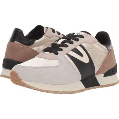 トレトン Tretorn レディース スニーカー シューズ・靴 Loyola 2 Light Grey/Ivory/Sandstone