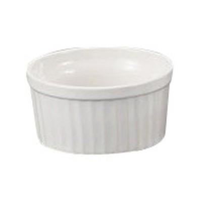 洋食器 洋陶 / 2.8スフレ 寸法: 7.1 x 3.9cm 75cc