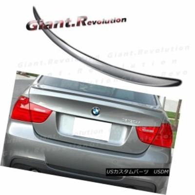 #A52スペースグレーM3タイプのトランク・スポイラー、BMW E90 323i 328i 335dセダンリア・ブーツ