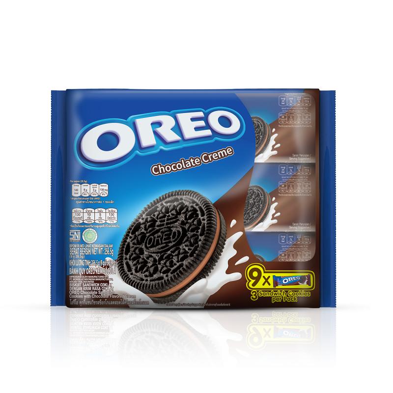 奧利奧夾心餅乾隨手包-巧克力