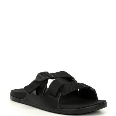 チャコ レディース サンダル シューズ Women's Chillos Adjustable Slides Black