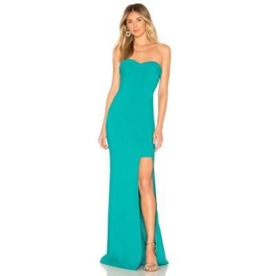 ライクリー LIKELY レディース パーティードレス ワンピース・ドレス Ella Gown Deep Peacock