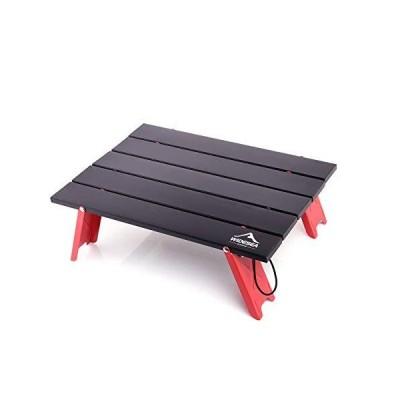 ロールテーブル 折りたたみ バーベキューテーブル アルミ製 ソロ キャンプ ツーリング アウトドア ピクニック