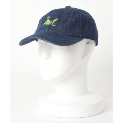 帽子 キャップ CA KERMIT 6P CAP  RELAX