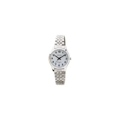 クレファー TELVA メタルバンドモデル [レディース腕時計 /電池式] TE-AL148-WTS