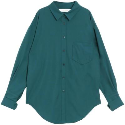【公式】LAGUNAMOON(ラグナムーン)ダブルカフスオーバーシャツ