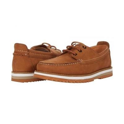Clarks クラークス メンズ 男性用 シューズ 靴 スニーカー 運動靴 Durston Lace - Tan Nubuck