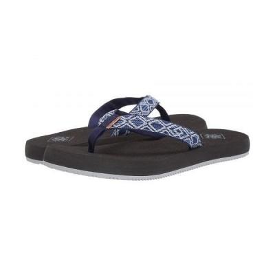 Freewaters フリーウォーターズ レディース 女性用 シューズ 靴 サンダル Supreem - Navy Southwest