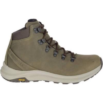 メレル メンズ ブーツ・レインブーツ シューズ Merrell Men's Ontario Mid Hiking Boots