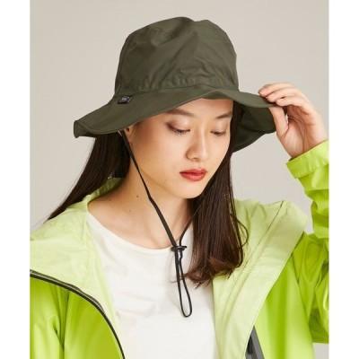 帽子 ハット 【KiU】TREKKING HAT STRAP WIRE 3LAYER/K91