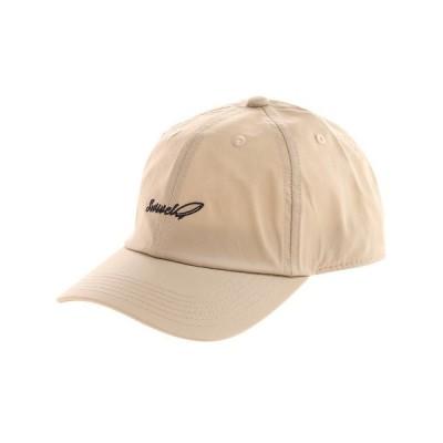 スウィベル(Swivel) 帽子 レディース CURSIVE LOGO TWILL キャップ 898SW0ST6153 BEG 日よけ (レディース)