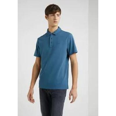 Michael Kors メンズトップス Michael Kors LIQUID - Polo shirt - washed teal washed teal