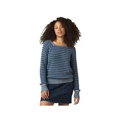 Prana Gadie Sweater レディース セーター Admiral Blue