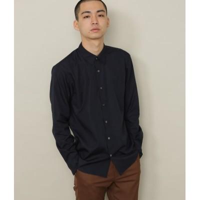 アダム エ ロペ オム/STANDARDシャツ/ネイビー/L