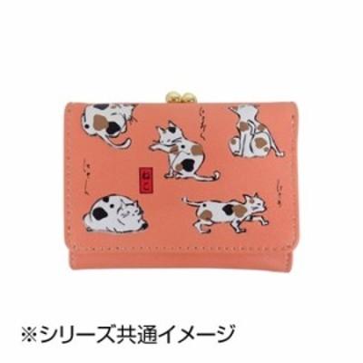 浮世絵ネコがまぐち財布PK F198179-31