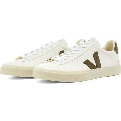 ヴェジャ Veja メンズ スニーカー シューズ・靴 Campo Sneaker White/Khaki