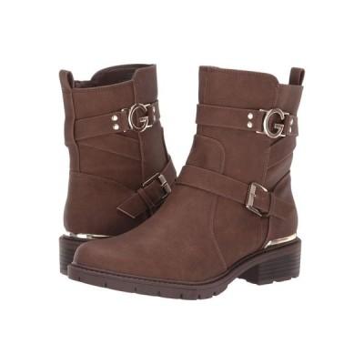 ゲス G by GUESS レディース ブーツ シューズ・靴 Tobey Dark Brown