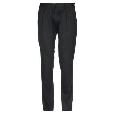 LIU •JO MAN パンツ ブラック 44 ポリエステル 55% / レーヨン 40% / ポリウレタン 5% パンツ