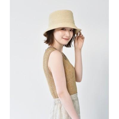 RETRO GIRL / ペーパーバケットハット WOMEN 帽子 > ハット