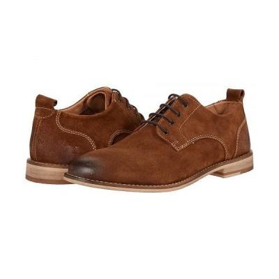 Steve Madden スティーブマデン メンズ 男性用 シューズ 靴 オックスフォード 紳士靴 通勤靴 Tulsa Oxford - Cognac
