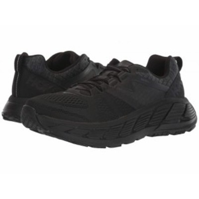 Hoka One One ホカオネオネ レディース 女性用 シューズ 靴 スニーカー 運動靴 Gaviota 2 Black/Dark Shadow【送料無料】