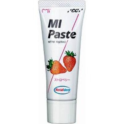 MIペースト ストロベリー(40g)[大人用歯磨き粉]