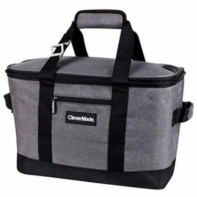 CleverMade SnapBasket Cooler スナップ クーラー バスケット クーラーバッグ 0587123 グレー