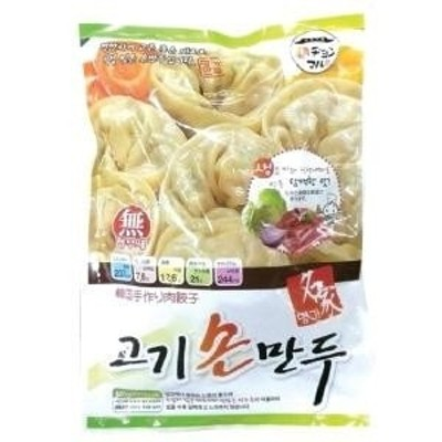 MN肉餃子 450g 冷凍韓国商品 韓国料理 最短当日発送