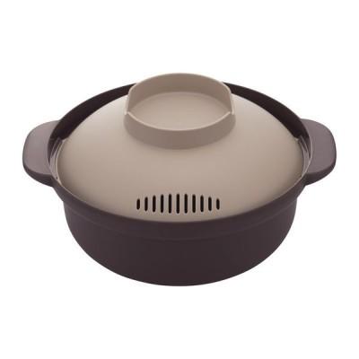 ひとり鍋 卓上鍋 ミニ レンジでひとり用鍋 KB-700 F0401-R04