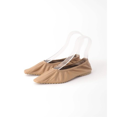 レディース ヴェルメイユ パー イエナ 【MODERN WEAVING/モダン ウィーヴィング】Lamb Walking Shoes with b◆ キャメル 38
