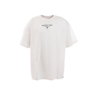 ディーシー・シュー(DC SHOE) Tシャツ メンズ 半袖 XLTD バックバンダナ柄 21SUDST212037XWHT カットソー (メンズ)
