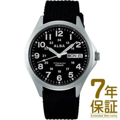 【正規品】ALBA アルバ 腕時計 AQPJ404 メンズ クオーツ