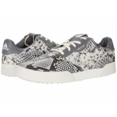 adidas Golf アディダス ゴルフ レディース 女性用 シューズ 靴 スニーカー 運動靴 Adicross Retro Chalk White/Grey【送料無料】