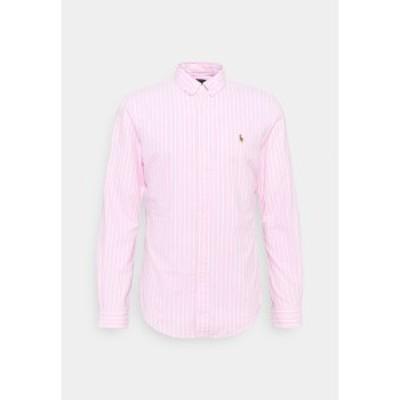 ラルフローレン メンズ シャツ トップス OXFORD - Shirt - pink/white pink/white