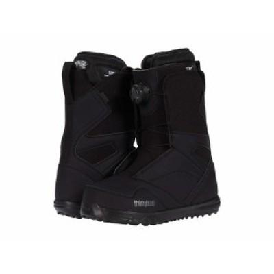 サーティーツー メンズ ブーツ・レインブーツ シューズ STW BOA Snowboard Boot Black 1