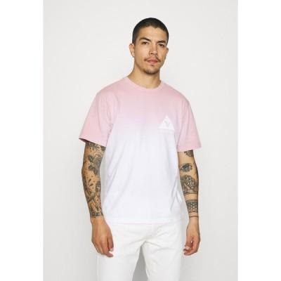 アメリカンイーグル Tシャツ メンズ トップス CORE BRAND SUNDRY DIPS - Print T-shirt - dusty pink