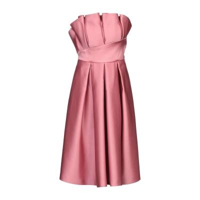 テッドベーカー TED BAKER ミニワンピース&ドレス ピンク 2 レーヨン 59% / ポリエステル 41% ミニワンピース&ドレス