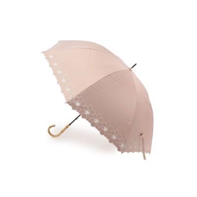 WIZ / wiz(ウィズ)レースフラワー刺繍長タイプ日傘