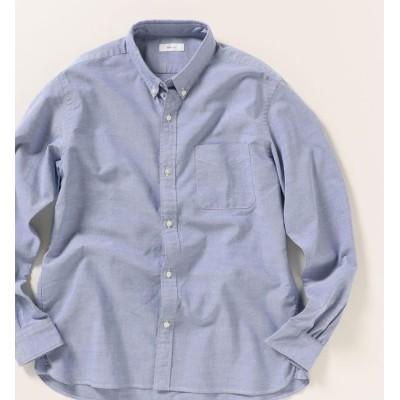 【シップス/SHIPS】 SHIPS any: COOLMAX オックスボタンダウンシャツ