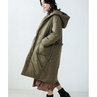 Bou Jeloud / ビッグショールカラ―ロングコート WOMEN ジャケット/アウター > モッズコート