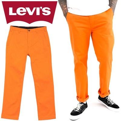 リーバイス スケートボーディング ワークパンツ Levi's メンズ レギュラー ストレート ジッパーフライ ボトムス ストリート スケーター 大きいサイズ