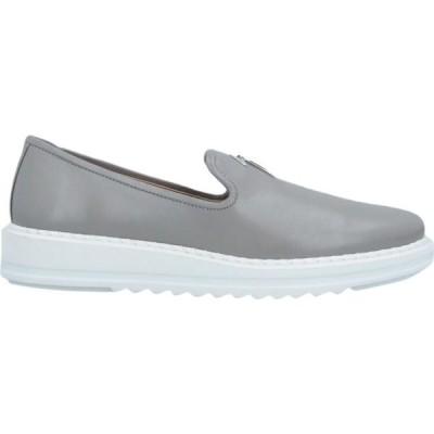 ジュゼッペ ザノッティ GIUSEPPE ZANOTTI メンズ ローファー シューズ・靴 loafers Grey